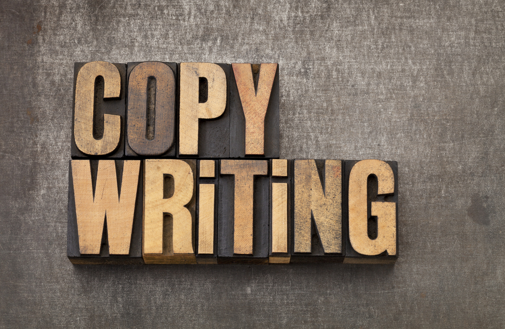 financial copywriter